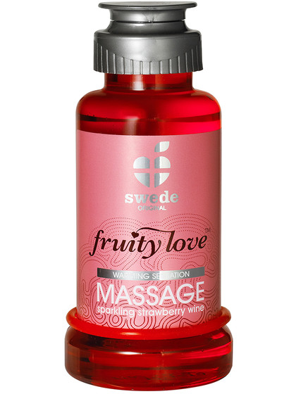 Fruity Love - Jordgubb/Champagne 100 ml