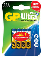 GP Ultra Plus AAA