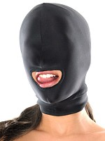 Open-Mouth Hood
