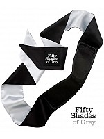 50 Shades of Grey - Satin Deluxe Blindfold