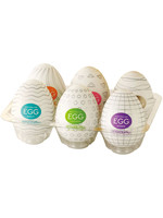 Tenga Egg 6-pack - No 1