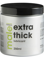 Male - Extra Thick Lubricant