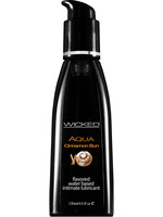Wicked Aqua - Kanelbullar 120 ml