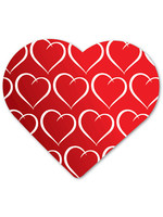 Pasante Heart Shaped 8-pack