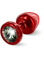 Anni Red/Black Diamond 25 mm - Swarovski