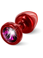 Anni Red/Pink 25 mm - Swarovski