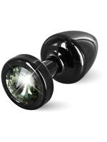 Anni Black/Black Diamond 25 mm - Swarovski
