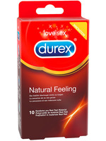 Durex - Natural Feeling