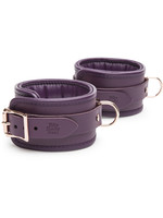 50 Shades Freed - Cherished Collection Leather Ankle Cuffs