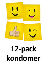 Pasante Smiley 12-pack